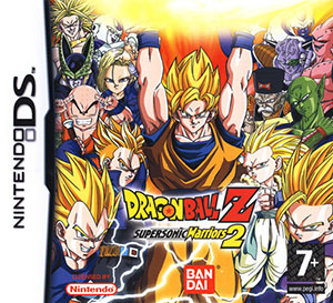 Juego online Dragon Ball Z: Supersonic Warriors 2 (NDS)
