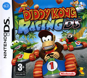 Juego online Diddy Kong Racing DS (NDS)