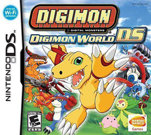 Juego online Digimon World DS (NDS)
