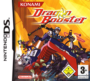 Juego online Dragon Booster (NDS)