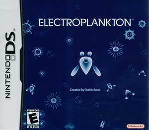 Juego online Electroplankton (NDS)