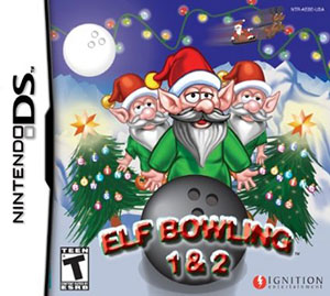 Juego online Elf Bowling 1 & 2 (NDS)