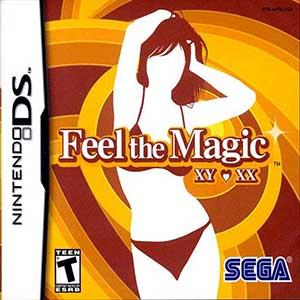 Carátula del juego Feel the Magic XY XX (NDS)