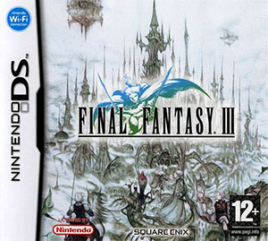 Juego online Final Fantasy III (NDS)