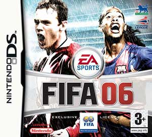 Juego online FIFA 06 (NDS)