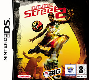 Juego online FIFA Street 2 (NDS)
