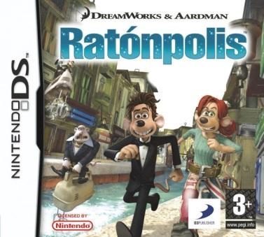 Juego online Ratonpolis (NDS)