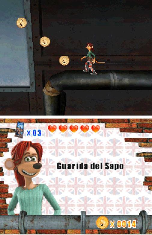 Pantallazo del juego online Ratonpolis (NDS)