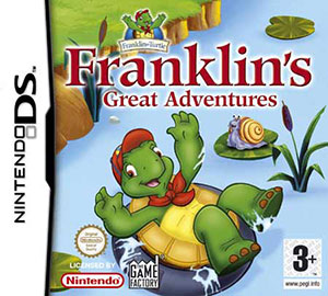 Juego online Franklin's Great Adventures (NDS)