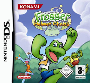 Juego online Frogger: Helmet Chaos (NDS)