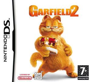 Juego online Garfield 2 (NDS)