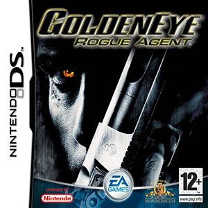 Portada de la descarga de GoldenEye: Rogue Agent