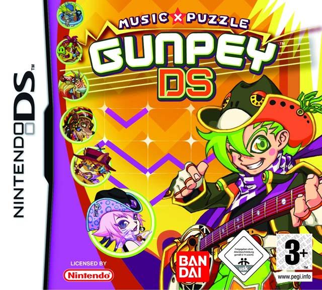 Juego online Gunpey DS (NDS)