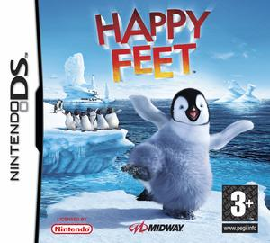 Portada de la descarga de Happy Feet