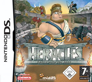 Juego online Heracles: Battle With The Gods (NDS)