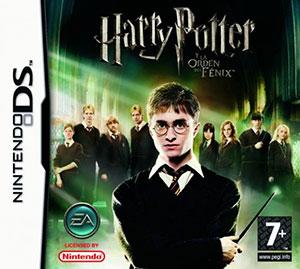 Juego online Harry Potter y la Orden del Fenix (NDS)