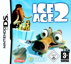 Juego online Ice Age 2: The Meltdown (NDS)