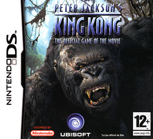 Portada de la descarga de Peter Jackson's King Kong: The Official Game of the Movie