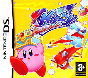 Juego online Kirby: Mouse Attack (NDS)