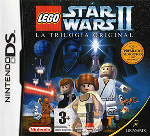 Juego online Lego Star Wars II: La Trilogia Original (NDS)