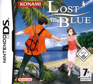 Juego online Lost in Blue (NDS)