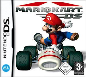 Juego online Mario Kart DS (NDS)