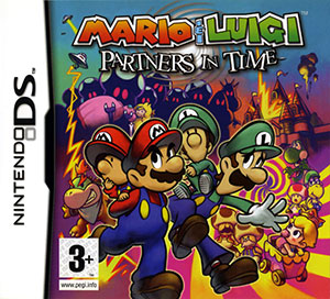 Juego online Mario & Luigi: Partners in Time (NDS)