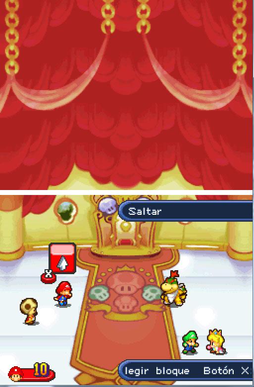 Imagen de la descarga de Mario & Luigi: Partners in Time