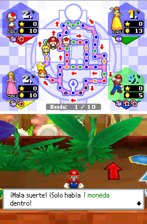 Imagen de la descarga de Mario Party DS
