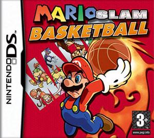 Juego online Mario Slam Basketball (NDS)