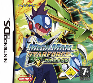 Juego online Mega Man Star Force: Dragon (NDS)