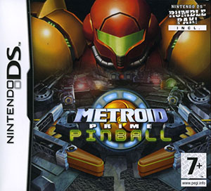 Juego online Metroid Prime Pinball (NDS)
