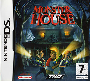 Juego online Monster House (NDS)