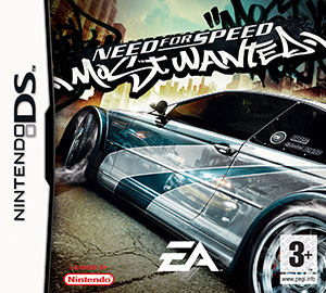 Juego online Need for Speed: Most Wanted (NDS)