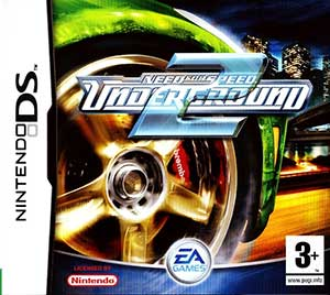 Juego online Need for Speed Underground 2 (NDS)