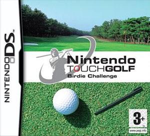 Portada de la descarga de Nintendo Touch Golf Birdie Challenge