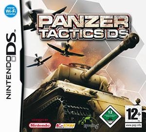 Portada de la descarga de Panzer Tactics DS