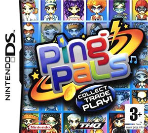 Juego online Ping Pals (NDS)