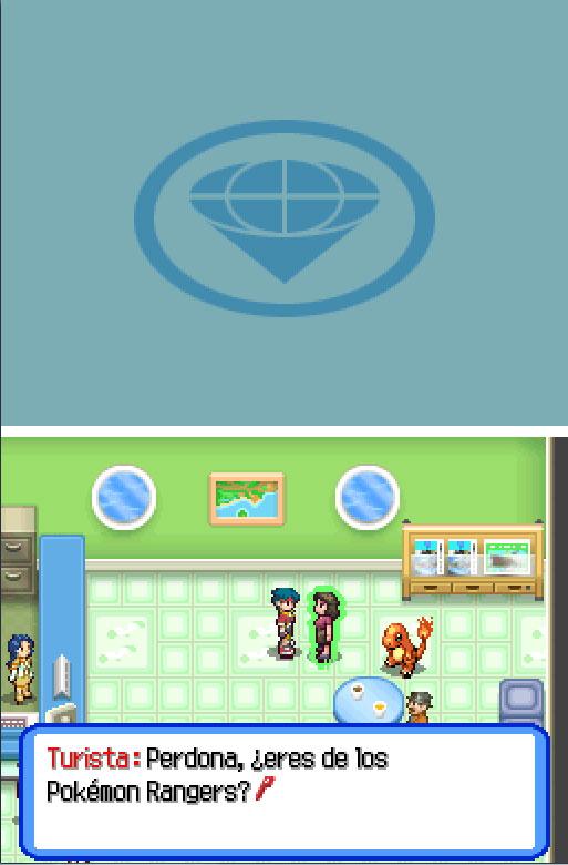 Imagen de la descarga de Pokemon Ranger