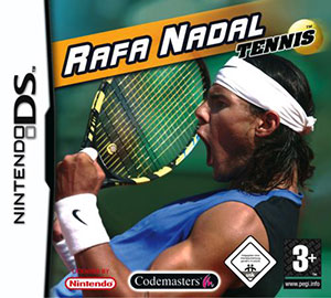 Juego online Rafa Nadal Tennis (NDS)