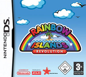 Juego online Rainbow Islands Revolution (NDS)