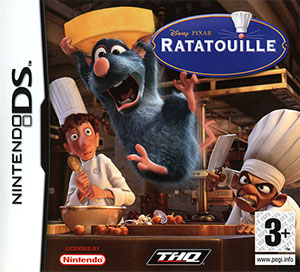 Juego online Ratatouille (NDS)