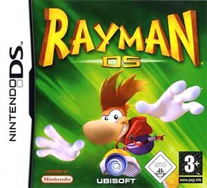 Juego online Rayman DS (NDS)