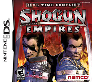 Juego online Real Time Conflict: Shogun Empires (NDS)