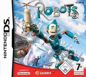 Juego online Robots (NDS)