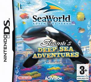 Juego online SeaWorld: Shamu's Deep Sea Adventures (NDS)