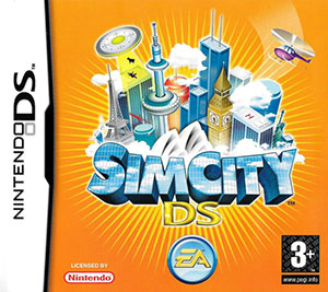 Juego online SimCity DS (NDS)