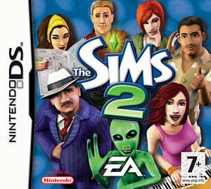 Juego online The Sims 2 (NDS)