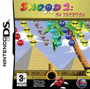 Juego online Snood 2: On Vacation (NDS)