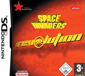 Juego online Space Invaders Revolution (NDS)
